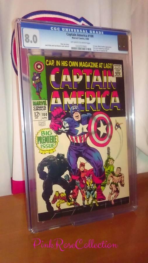 LanceRsAcesN8s - Captain America
